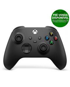 Controle Para Xbox Sem Fio Microsoft (Pré-Venda) - Preto