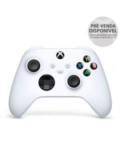 Controle Sem Fio Para Xbox Microsoft (Pré-Venda) - Branco