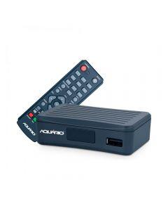 Conversor Digital Compacto Full HD DTV-4000S Aquário - Bivolt