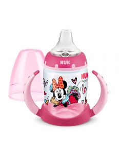 Copo 150ml Treinamento Nuk Disney By Britto - Rosa