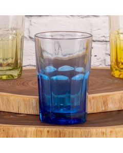 Copo Boston Degrade 377ml Libbey - Azul