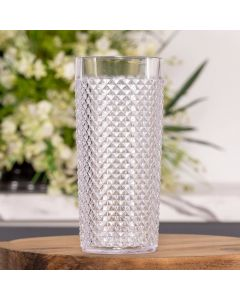 Copo Crystal Diamante 500ml Niquelart - Transparente