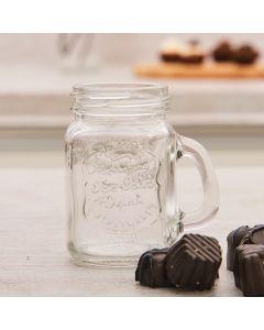 Copo Dose de Sobremesa com Alça 110ml - Vidro