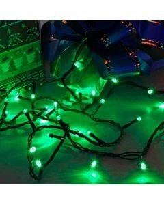 Cordão Luminoso 96 Leds 8 Funções 220V Taschibra - Verde