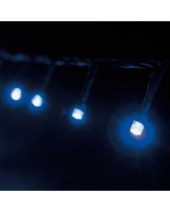 Cordão Luminoso 96 Leds Azul 8 Funções 220v Taschibra - Azul