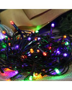 Cordão Luminoso 96 Leds Coloridos 8 Funções 220v Taschibra - Colorido