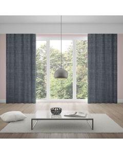 Cortina Black Out 2,80x2,30m Estampado - Cinza Mescla