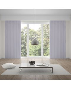 Cortina Corta Luz 3,00x2,30m PVC Ilhos - Branco