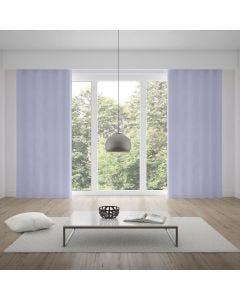 Cortina Corta Luz em PVC 2,60x1,70m com Ilhos - Branco