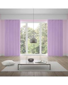 Cortina Corta Luz em PVC 2,60x1,70m com Ilhos - Rosa