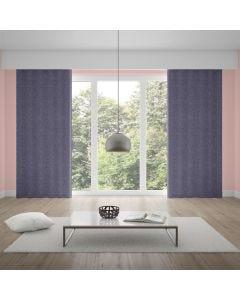 Cortina Corta Luz em Tecido 5,40x2,50m Blend - Cinza
