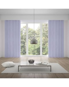 Cortina Corta Luz PVC 2,60x2,30m com Ilhos - Branco