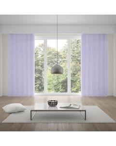 Cortina Duplex 2,60x1,70m Lisa Quarto e Sala - Branco