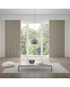 Cortina Duplex 2,60x1,70m Lisa Quarto e Sala - Fendi