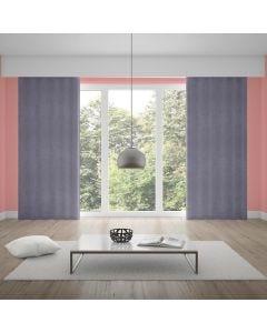 Cortina Duplex 2,60x1,70m Lisa Quarto e Sala - Grafite