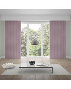 Cortina Duplex 2,60x1,70m Lisa Quarto e Sala - Rose