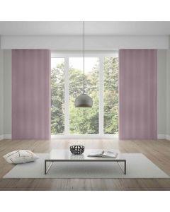 Cortina Duplex 2,60x1,70m Lisa Quarto e Sala - Rose