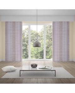 Cortina Duplex 3,00x1,70m Quarto e Sala Natural - Natural