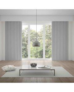 Cortina Duplex Bellini 4,20x2,30m Bella Janela - Prata