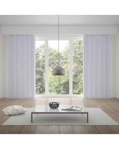 Cortina Duplex Bellini 4,20x2,30m Bella Janela - Branca