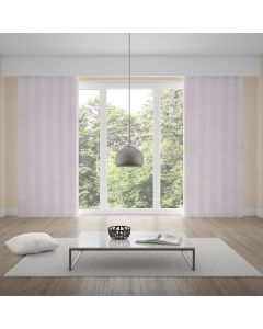 Cortina Duplex Lisa 4,20x2,70m Quarto e Sala - Branco