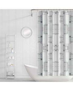 Cortina para Box de Banheiro 1,80x1,80m PanoSul - Mescla