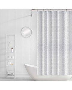 Cortina para Box de Banheiro 1,80x1,80m PanoSul - Gelo