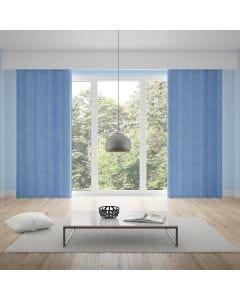 Cortina Rústica Veneza 2,60x1,80m Quarto e Sala - Chambre