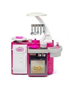 Cozinha Classic Cotiplás - 1601 - Rosa
