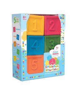 Cubinhos Divertidos Toyster - 2000 - Colorido