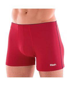 Cueca Boxer Micro Mash Vermelho