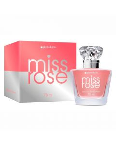 Deo Colônia Miss Rose 75ml Phytoderm - Rose