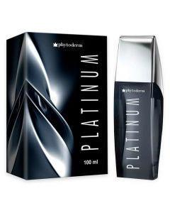 Deo Colônia Platinum 100ml Phytoderm - Masculino