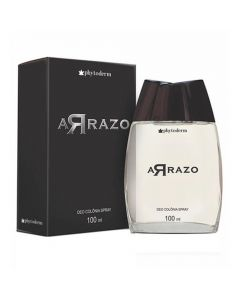 Deo Colonia Arrazo 100ml Phytoderm - 100ml
