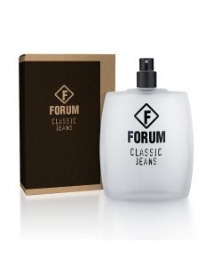 Deo Colonia Forum Classic Jeans 100ml - 100ml