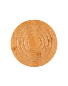 Descanso De Panela 20Cm Finecasa - Bambu