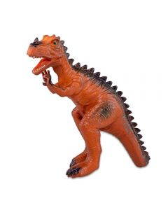 Dinossauro Avulso Havan - HBR0078 - Laranja Escuro
