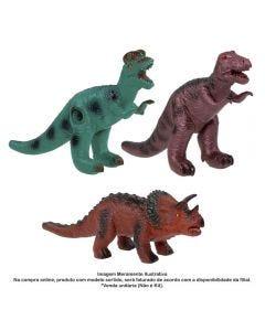 Dinossauro Com Som Dinoworld Havan - HBR0080
