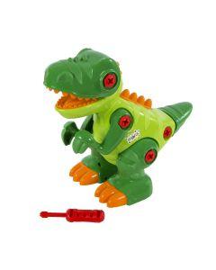 Dinossauro T-Rex Com Som 4126 Maral - Verde