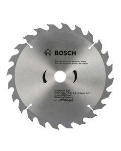 Disco de Serra Circular Dentes de Videa Eco Bosch - 2608644329