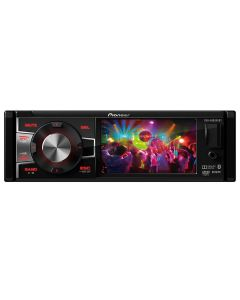 "DVD Player 3,5"" Pioneer DVH-8880AVBT com Bluetooth - 1 DIN"