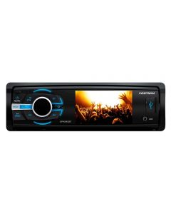 "DVD Player 3"" Bluetooth e USB SP4340BT Pósitron - 1 DIN"