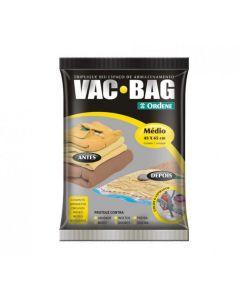 Embalagem a Vácuo Médio 45x65cm Ordene Vac Bag - 55200