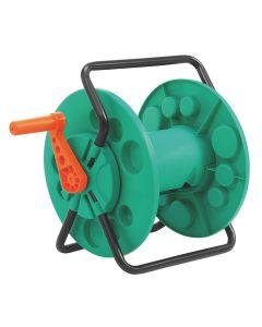 Enrolador de Mangueira Plástico Tramontina - Verde