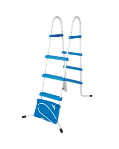 Escada para Piscina com 3 Degraus Master Beach JL29R112-1 - Azul