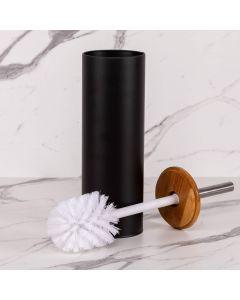 Escova Sanitária Bamboo Finecasa - Preto
