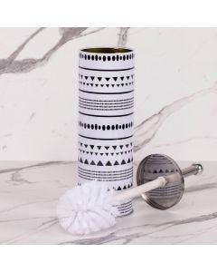 Escova Sanitária Nômade Solecasa - Branca