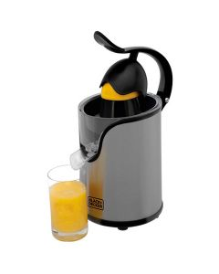 Espremedor de Frutas Black And Decker com Alça CJ Inox