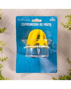 Espremedor de Frutas Solecasa - Transparente