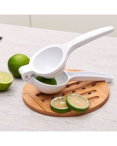 Espremedor de Limão em Zinco Solecasa - Branco